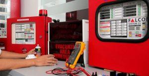 Perawaran Fire Alarm System